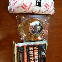 Photo taken at Jimmy John's by Ryan F. on 2/23/2013