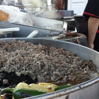 Photo taken at Tacos San Cayetano by Edgar A. on 5/13/2014