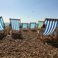 how to get to brighton beach from london
