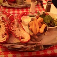 Photo taken at Big Easy Bar.B.Q & Crabshack by Natasha A. on 11/6/2012