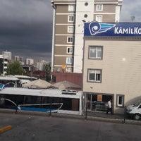 8/12/2018 tarihinde alexandra s.ziyaretçi tarafından Kamil Koç Dudullu İndirme Terminali'de çekilen fotoğraf
