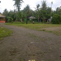 Photo taken at Stadion Del' La Mayongan by Andhika B. on 7/7/2013