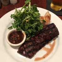 Photo taken at Todd English Bonfire Restaurant by ikuko l. on 9/11/2016
