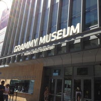 Photo taken at The GRAMMY Museum by ikuko l. on 10/17/2012