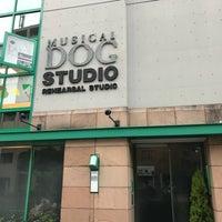 Photo taken at Musical Dog Studio by ikuko l. on 6/5/2018