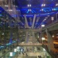 Photo taken at Suvarnabhumi Airport (BKK) by Kookie K. on 7/26/2013