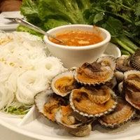 Photo taken at Paknam Seafood by Kookie K. on 2/27/2017