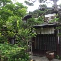 Photo taken at 手打そば くりはら by Nonkun on 6/14/2015