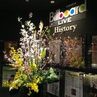 Photo taken at Billboard Live Osaka (ビルボードライブ大阪) by Sayaka O. on 3/15/2013