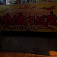 Photo taken at Burger Bakar Seremban 2 by Darling A. on 10/5/2012