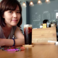 Photo taken at The단술 by Cindy C. on 7/19/2013