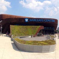 Photo taken at Barclays Center by Houssam Eddine G. on 7/20/2013