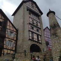 Photo taken at Colmar Tropicale by Sazzy S. on 11/13/2012