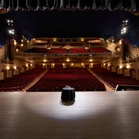Photo taken at Plaza Theatre by Plaza Theatre on 9/23/2013
