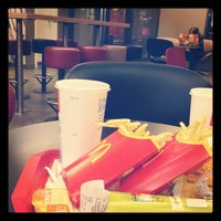 Photo taken at McDonald's by Insar Y. on 3/1/2013
