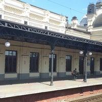 Photo taken at Залізнична станція «Жмеринка» by Sergey ✪ D. on 5/21/2013