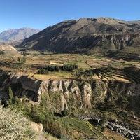 Photo taken at Cruz Del Condor by Viviane B. on 5/13/2018