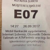 Photo taken at T.C. Ziraat Bankası by Burak Ö. on 9/26/2017