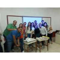 Photo taken at Faculdade Pio XII by HuGaum T. on 10/16/2014