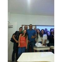 Photo taken at Faculdade Pio XII by HuGaum T. on 10/15/2014