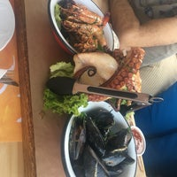 Photo taken at Captain's - Food for Sharing by Ceren G. on 7/28/2017