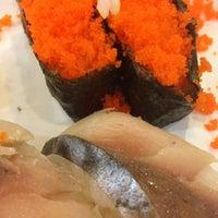 Photo taken at Sakura Buffet @ Central Rama 3 by Kitsey K. on 3/23/2013