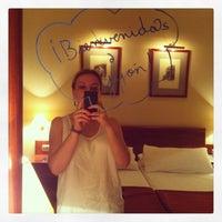 Foto tirada no(a) Hotel Tryp Rey Pelayo por Oksana S. em 8/12/2013