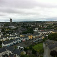 Photo taken at St Canice's Round Tower by Sean E. on 9/12/2013