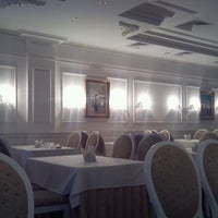 Photo taken at Ресторан отеля Bratislava by Alexey K. on 4/4/2013