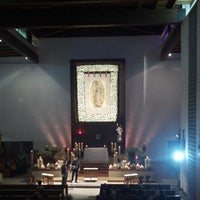 Photo taken at Parroquia de Nuestra Señora de Guadalupe by Sandra M. on 5/5/2013