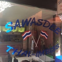5/21/2018에 DJ M.님이 Sawasdee Thai-imbiss에서 찍은 사진