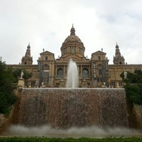 Photo taken at Museu Nacional d'Art de Catalunya (MNAC) by Sergey B. on 5/10/2013