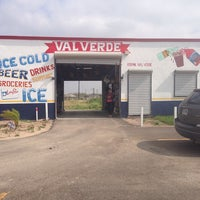 Photo taken at Valverde Drive In by Mayra C. on 2/1/2014