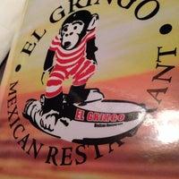 Photo taken at El Gringo by Bryan K. on 10/21/2013