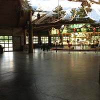 Photo taken at Bear Mountain Carousel by Edele K. on 8/12/2013