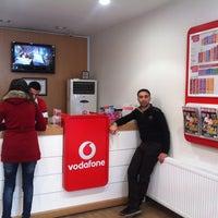 Photo taken at Vodafone Erzincan Telekomünikasyon by Yunus Emre A. on 2/23/2013