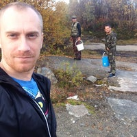 Photo taken at Щук-озеро by Denis N. on 9/14/2015