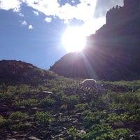 Photo taken at Hidden Lake by Heather C. on 8/29/2013