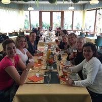 Photo taken at Restaurant hotelu Růže by 💎EMOŞIN on 10/30/2015