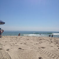 Photo taken at White Sands Beach Berkley Township by Erin H. on 8/2/2013