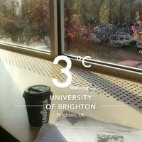 Photo taken at University of Brighton by Rema -. on 11/6/2017
