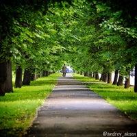 6/9/2013 tarihinde Андрей А.ziyaretçi tarafından Парк «Северное Тушино»'de çekilen fotoğraf