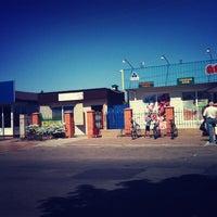 Photo taken at Sagunovka by Alex S. on 8/10/2013