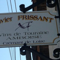Photo taken at Frissant And Co Vigneron by Relais Chenonceaux R. on 7/6/2013