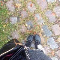 Снимок сделан в Polacksbacken пользователем Hiba A. 10/7/2014