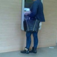 Photo taken at Bank BZWBK by Karolina Z. on 5/3/2013