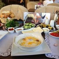 Photo taken at Bab-ı Sohbet Cafe by Gözde A. on 4/28/2013