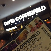 Photo taken at David Copperfield - MGM by Zafer A. on 8/15/2017