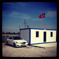 Photo taken at Çelikler Tesviye Şantiye by Öner Ç. on 9/1/2013