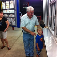Photo taken at Andy's Custard by Shane C. on 8/12/2014